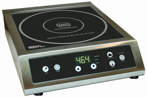 Image of Max Burton Pro Chef 1800 induction burner